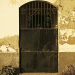 Door at Guantanamo